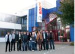 Завод Solarthermie в городеWettringen в Германии