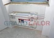Подключение радиатора (33 тип)