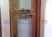 Настенный котел Vitopend 100 24 кВт Viessmann с бойлером VIH R 150 Vaillant