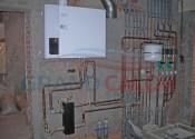 Кондесационный котел GB112-43 кВт Buderus