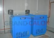 Два напольных котла Buderus G234-60 кВт