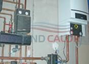 Конденсационный котел GB162-80 кВт Buderus