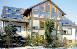 дом в Баварии