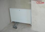 Пристенный шкаф теплого пола