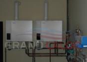 Каскад конденсационных котлов Logamax plus GB112 60 кВт