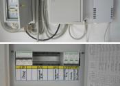 Подключение электрического щита для системы отопления и ГВС