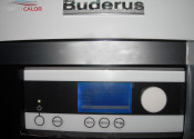 Передняя панель теплового насоса Logatherm WPS Buderus