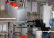 Замена 2-х напольных газовых котлов Viessmann Vitogas-100 96 кВт на настенные конденсационные котлы Buderus Logamax plus GB162 100 кВт с каскадным блоком TR3 Buderus