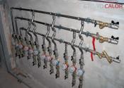 Установка поквартирных счетчиков системы водоснабжения