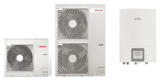 Наружный блок  4, 6, 8 кВт, наружный блок 15 кВт, внутренний блок Compress 3000 AWS