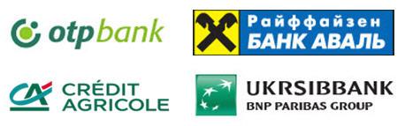 Банки-партеры программы IQ Energy